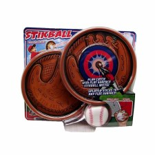 Stikball Toss/Catch Paddle - Hog Wild