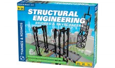 Structural Engineering: Bridges/Skyscrapers - Thames & Kosmos