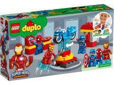 Super Heroe's Lab