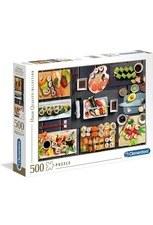 Sushi Puzzle 500