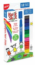 Thin Stix Classic (12) - Pencil Grip Inc.
