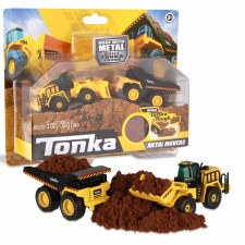 Tonka Metal Movers