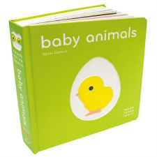 Touch Think Learn Baby Animals - Chronicle Books