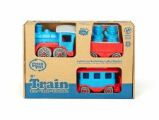 Train Blue Set