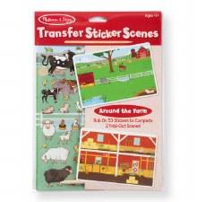 Transfer Sticker-Around Farm