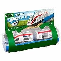 Travel Train & Tunnel