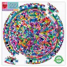 Triangle Pattern 500 Piece