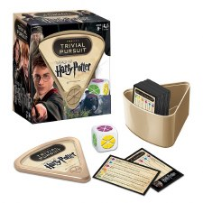 Trivial Pusuit World of Harry Potter - USAopoly