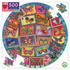 Vintage Butterflies 500 Piece
