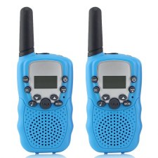 Walkie Talkie Set-Blue