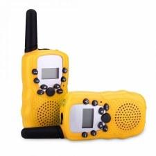 Walkie Talkie Set-Yellow
