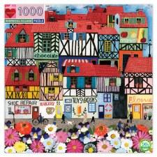 Whimsical Village 1000 Piece