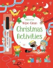 Wipe-Clean Christmas Activitie