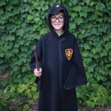 Wizard Cloak/Glasses