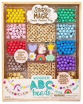 Wooden ABC Story Beads