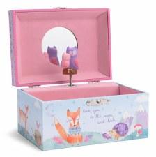 Woodland Jewelry Box