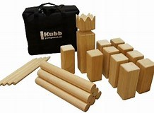 Kubb Game Premium Yard Set