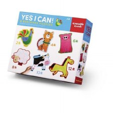 Yes I Can Puzzle Barnyard