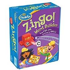 Zingo Word Builder Game