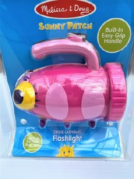Trixie Ladybug Flashlight