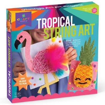 Tropical String Art
