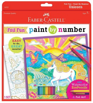 Unicorn Foil Fun - Faber Castell