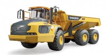 Volvo A60H Hauler