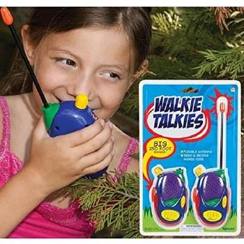 Walkie Talkie Set - Toysmith