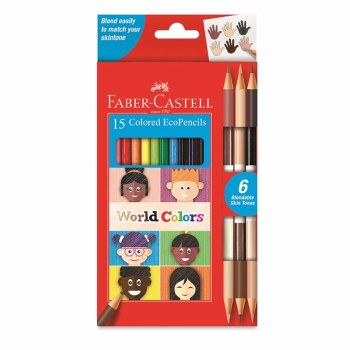 World Colors EcoPencils 15