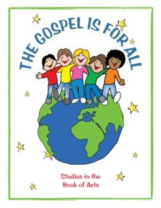 Shaping Hearts for God: The Gospel is For All Level 1 Workbook