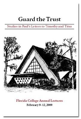 2009 Lecture Book - Guard the Trust