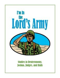 Shaping Hearts for God: I'm in the Lord's Army Level 1 Workbook