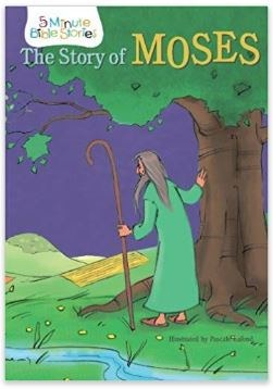 5 Minute Bible Stories - The Story of Moses