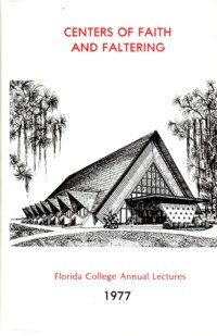 1977 Lecture Book - Centers of Faith and Faltering