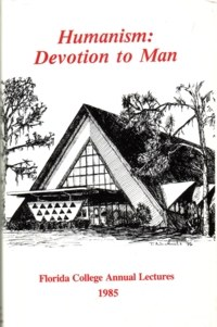 1985 Lecture Book - Humanism: Devotion to Man