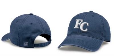 FC Navy Baseball Hat