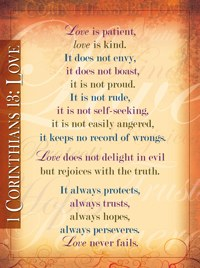 1 Corinthians: Love