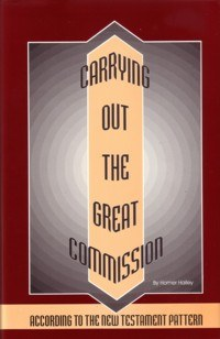 Carrying Out the Great Commission