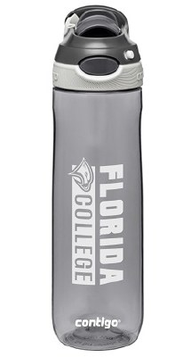 Charcoal Contigo Water Bottle