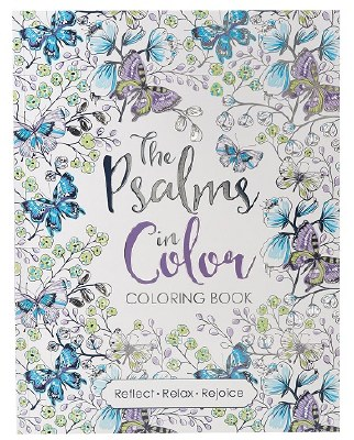 COLORING BOOK THE PSALMS