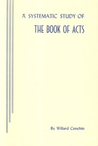 Systematic Study of the Book of Acts
