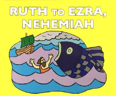 Discovering God's Way Nursery Book 2 Ruth to Nehemiah Flipchart