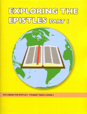 Discovering God's Way Primary 3-3 Exploring Epistles (1)
