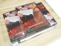 DVD-VBSS SET (5 DVDS)  SPANISH