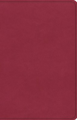ESV Premium Gift Bible - Berry