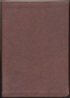 ESV Journaling Bible - Mocha Leather