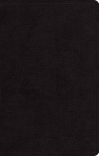 ESV Personal Bible - Black Leather