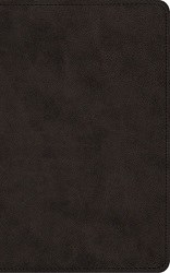 ESV Vest Pocket Bible- New Testament with Psalms and Proverbs Black