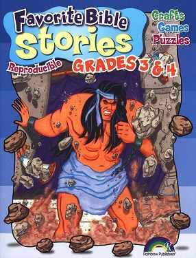 Favorite Bible Stories- Grades 3-4