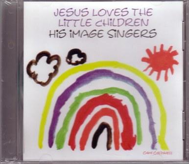 HIS IMAGE-JESUS LOVES THE LITT